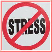 "The ""No Stress"" Sticker from Morton Fox's flickr photostream"