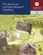 American Civil War Research Database