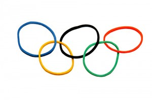 Olympic Rubber Bands