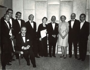 American Academy of Arts and Letters inductees 1974