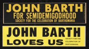 JohnBarthLovesUs