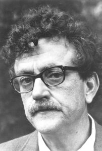 Kurt Vonnegut in 1972
