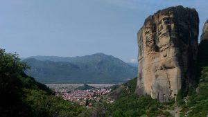 meteora monolith kalambaka thessaly
