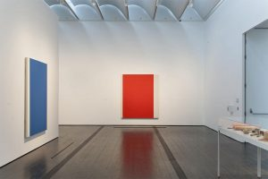 Barnett Newman: The Late Work exhibition