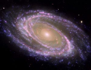 Spiral galazy M81 (NASA)