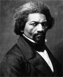 Photo of Frederick Douglass: African-American social reformer, abolitionist, orator, writer, and statesman