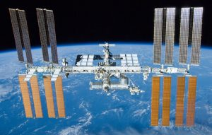 Photo of NASA's International Space Station